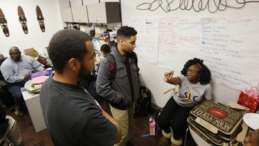 Iowa's black students don't feel welcome