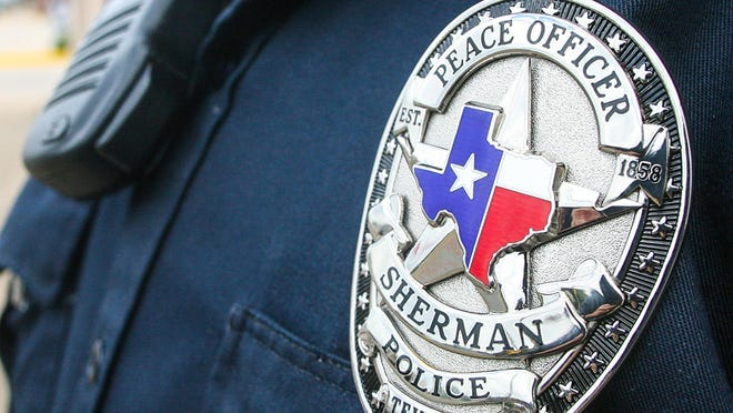 Sherman police are investigating a shooting Sunday morning that left one man with non life threatening injures.