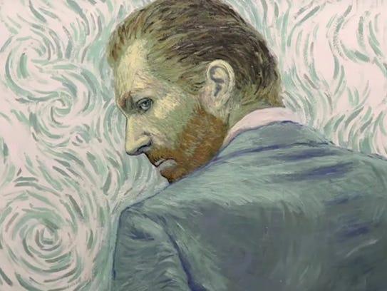 """Oil paint animation: """"Loving Vincent."""""""