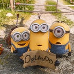 "Cornell Cinema will offer three showings of ""Minions"" at the Willard Straight Theatre."