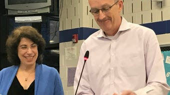 Two performances, presentation about a new program, sendoff of the interim superintendent highlighted the recent Montclair Board of Education meeting
