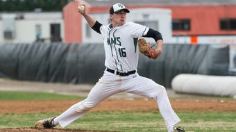 Sports Reporter Ricky Pollitt talks to Parkside Pitcher Andrew Smith about sports and life.