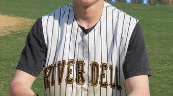 River Dell junior Charlie O'Mealy bounces back to make varsity baseball team after being cut from program as a freshman.