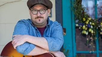 Local musician Bryan Russo is getting ready to record an album in Nashville.