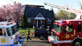 Rekindled fire in Garfield being investigated by Bergen County Arson Squad