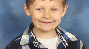 A 6-year-old boy reported missing overnight has been found safe in Blount County.
