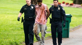 The suspect wanted in connection with the fatal shooting of an 18-year-old man in West Knox County overnight has been captured