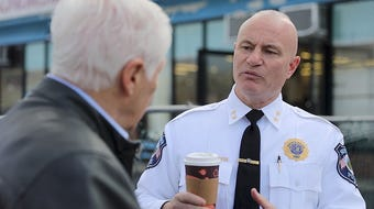 Clarke Osborn, Suffern Chief of Police  is part of a lohud series profiling some of our exceptional neighbors.