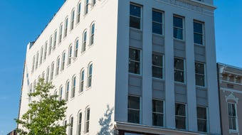 Now 115 years old, new life is being brought to The Faulkner building.