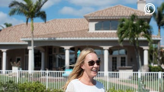 Emily Mollen, an Indian River Harbour entrepreneur and IT consultant, finds a better quality of life on the more affordable Space Coast.