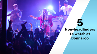 Music and entertainment reporter Dave Paulson breaks down the must see non-healiners at Bonnaroo