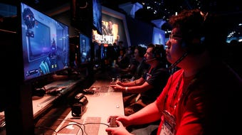 At annual game convention E3, columnist Marc Saltzman picks out the action game he thinks you'll want to buy in the next year.