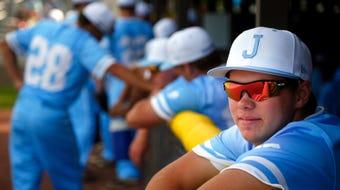 Teen cancer survivor leads Johnston baseball's battle against the disease