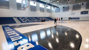 The Escambia County School District is getting ready to unveil its brand new, state-of-the-art Beulah Middle School which will be hosting its first students this fall.  Take a sneak peek inside.