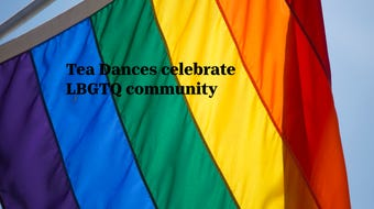 Sunday afternoon tea dances are becoming increasingly popular in the LBGTQ community.