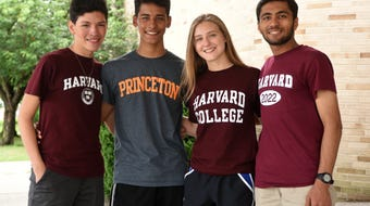 Four members of Clifton High School class of 2018 heading to Ivy League colleges are shaped by CHS experiences.