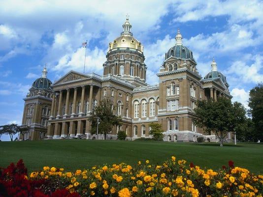 Iowa Legislators Made Sexually Suggestive Comments On