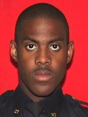 Christopher A. Ridley,  a Mount Vernon police officer,