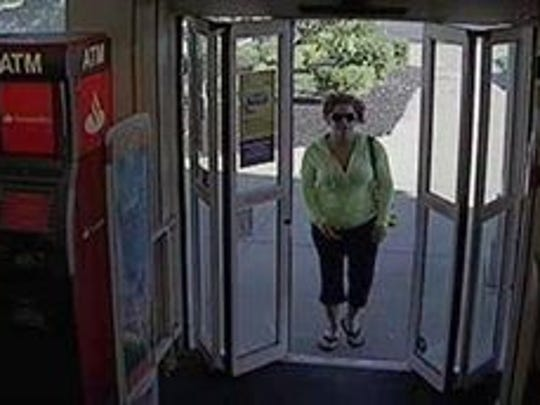 Haddon Township police seek this suspect in connection with June 20 shoplifting at CVS on Mount Ephraim Avenue.