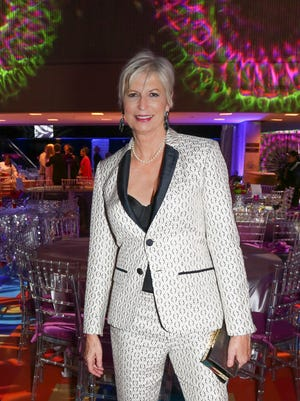 Elizabeth Armstrong, Executive Director, is leading the Palm Springs Art Museum to new heights.