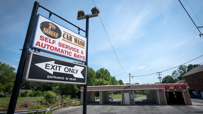 A Lebanon woman has reported to police she was kidnapped from the 7th Street Car Wash on Saturday morning, July 1, by a man who told her he would kill her.