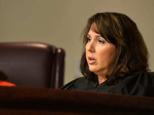 Judge Letitia Verdin heard testimony regarding John McCarty's Castle Doctrine defense claim Thursday as part of the murder case against him stemming from a July 2015 shooting at his home near Liberty.