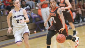 Mansfield Senior's Talayzha Catchings is back of the Lady Tygers and ready to lead the turnaround at Senior High.