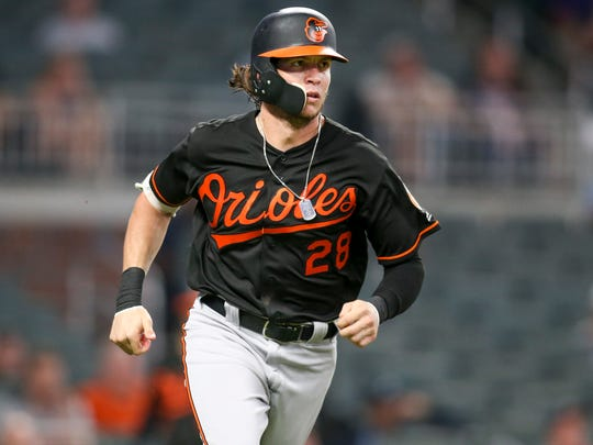 Colby Rasmus spent 10 years in MLB, playing for five different teams.