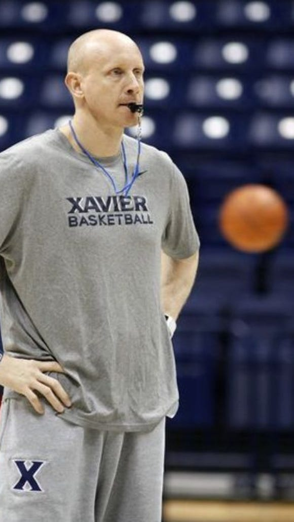 Chris Mack and Xavier will start the AdvoCare Invitational against Alabama on Thanksgiving Day.