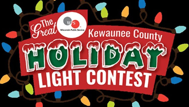 The Kewaunee, Algoma and Luxemburg Area chambers of commerce are co-sponsoring The Great Kewaunee County Holiday Light Contest