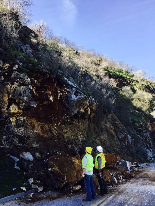 VTD rockslide