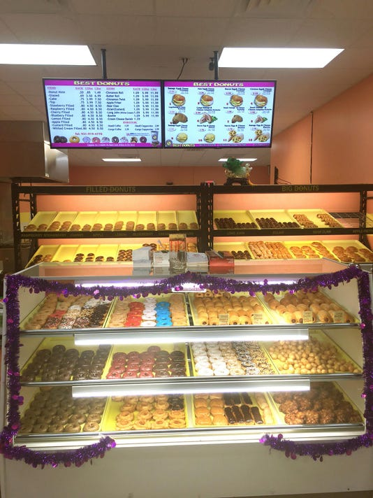 BEST DONUTS 1