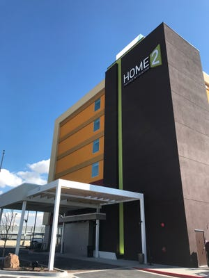 A new, 111-room Home2 Suites by Hilton hotel has opened at 6308 Montana in East Central El Paso.