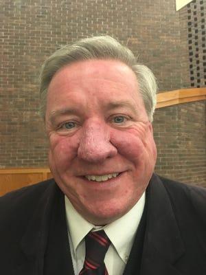 New Albany-Floyd County School Board member Lee Cotner