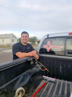 Reynaldo C. Maynes has started a cleaning business in Grant County. He offers commercial and residential services.