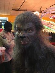 "Mason High grad Blake French also plays Ghost the good werewolf in the mini series, ""Neon Joe: Werewolf Hunter —Season 2."