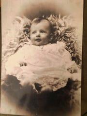 Estell Baxter was born in Brooklyn in 1917.