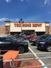 Home Depot is one of New Jersey's largest employers.