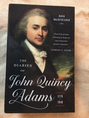 The Library of American published a two-volume set of the diaries of John Quincy Adams