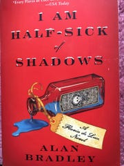"""I Am Half-Sick of Shadows"" is the fourth novel in"
