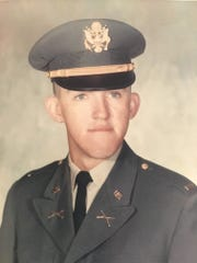 Peter Cronk served in the United States Army, a veteran