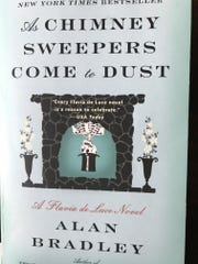 """""""As Chimney Sweepers Come to Dust"""" is the seventh book"""