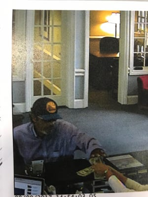 The Greenville Police Department is investigating a bank robbery at BNC Bank.