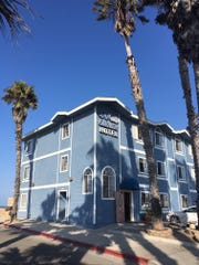 Inn on the Beach is in the Seaward district of Ventura.