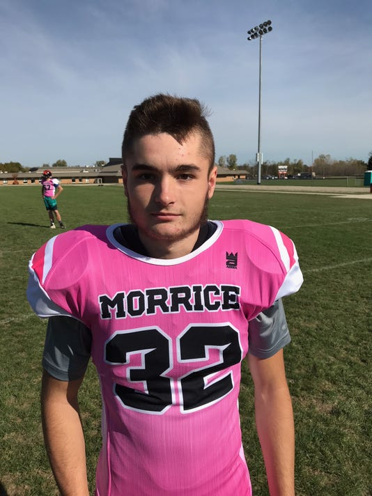 MORRICE FOOTBALL HUNTER NOWAK