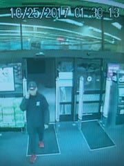 East Brunswick Police are searching for suspects in