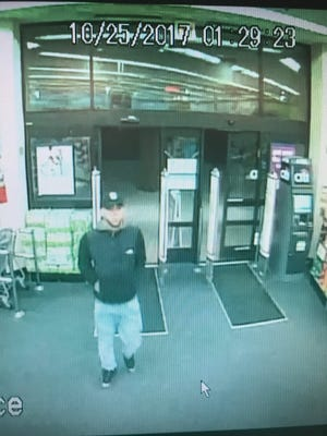 East Brunswick Police are searching for suspects in an armed robbery at Walgreens early Wednesday morning.