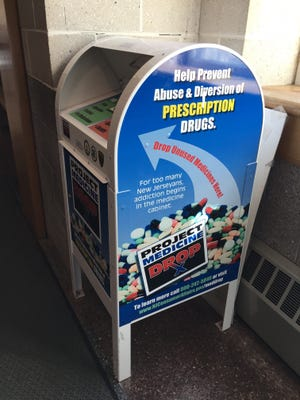 More than 14,000 pounds of prescription drugs were turned in as part of the Oct. 28 National Prescription Take Back Day.