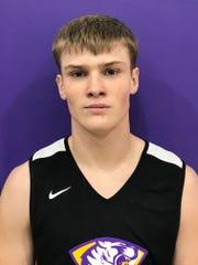 Cody Swimm, Hagerstown High School boys basketball