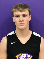 Cody Swimm, Hagerstown High School boys basketball